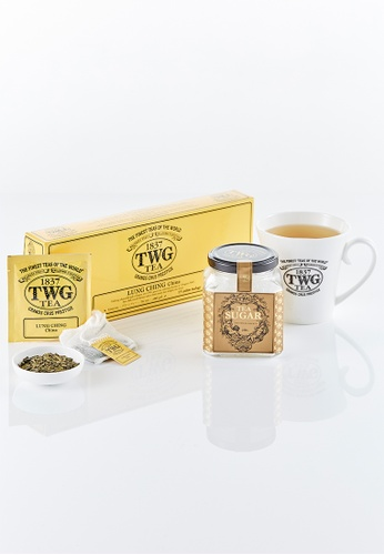 TWG Tea Pick Me Up Teabag Kit (Lung Ching) 683DDES4A1F9D2GS_1