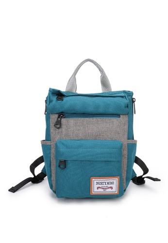 DUSTY green Twin-bag(S) B7943ACB17A27FGS_1