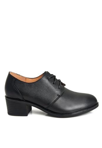 Twenty Eight Shoes Cow Leather Flexible Oxford 2037 49883SH08E872FGS_1