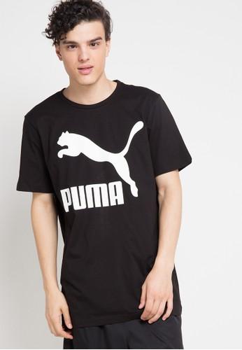 PUMA black Sportstyle Prime Classics Logo Tee 3890CAA0D03C0FGS_1
