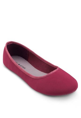 基本款紡織平底鞋, 女鞋, 芭esprit 台中蕾平底鞋