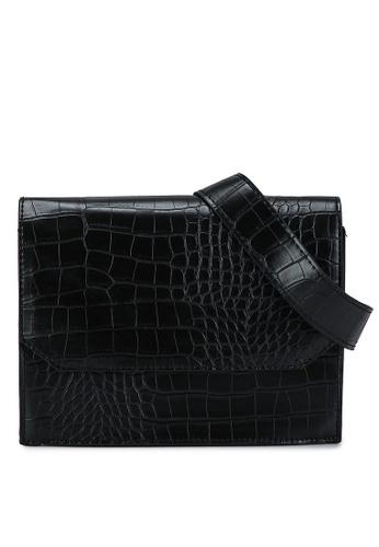 Pieces black Eblina Crossbody Bag 8DC0EAC9174C21GS_1