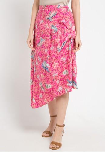 Nayara pink and multi R Lisa Nuri Sh 0791EAA54F9A53GS_1