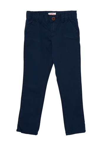 Du Pareil Au Même (DPAM) navy Navy Pants CAF73KA86DBAB7GS_1