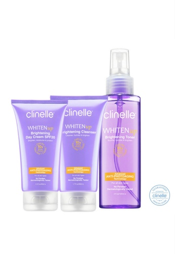 Clinelle Whitening : Clinelle [Official] WhitenUp Brighter Day Kit CL708BE32UJRMY_1