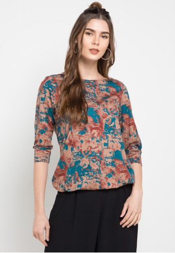Expand multi Casual Floral Shirt 3796AAA370466FGS_1