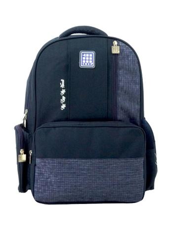 Swan blue Swan Kid Children School Bag Comfort Extra (Blue) Swan School Bag Backpack-XL CF551KC07F407EGS_1