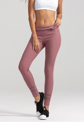 Holabolla pink Lurv Me Sweatpants HO462AA0HE5MSG_1