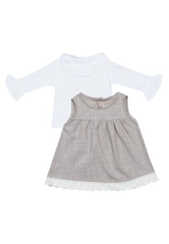 RAISING LITTLE multi Amelia Set Dress 9CA83KA45B3289GS_1