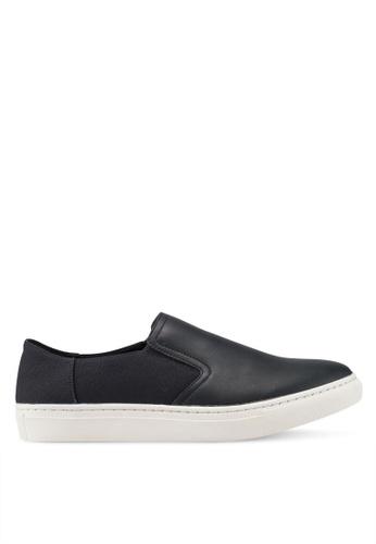 North Star black Slide-On Sneakers 9D62DSH6BE719EGS_1
