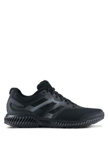 adidas black adidas aerobounce m AD349SH0WDKZID_1