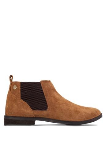 Kentucesprit門市地址ky 側彈性帶踝靴, 女鞋, 鞋