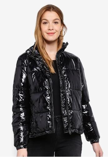 Modstrom black Hanson Jacket F237EAA0496C3FGS_1