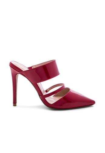 Raye red Bend Heel 355F4SH3FA9821GS_1
