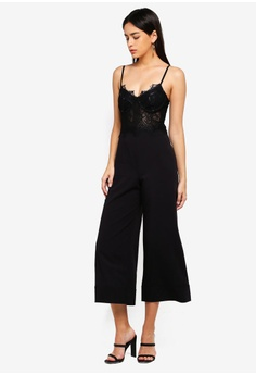 65ff68b05ee 65% OFF Bardot Brittney Jumpsuit RM 559.00 NOW RM 195.90 Sizes 8