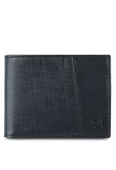 Textured Foldover Wallet
