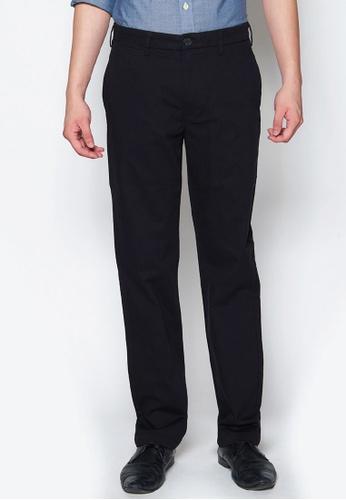 Dockers black Dockers Standard Clean Khaki Slim Pants Black Stretch Twill 6ABEAAA4F6CE89GS_1