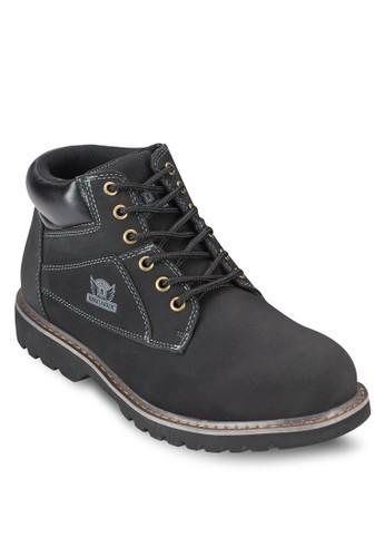 繫帶短靴, 鞋, zalora鞋子評價鞋
