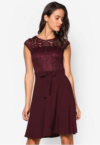 *Billesprit 內衣ie & Blossom: 蕾絲繫帶洋裝, 服飾, 洋裝