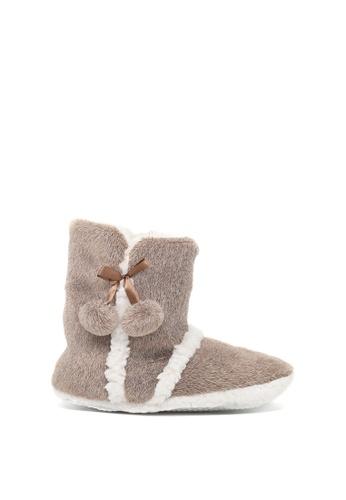 London Rag London Rag女士雪地靴SH1457 B2610SHA32D824GS_1