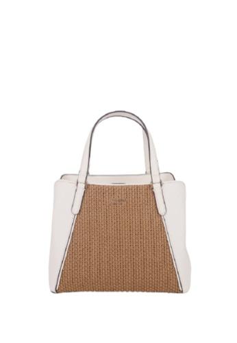Kate Spade brown Kate Spade Medium Jackson WKRU6771 Triple Compartment Shoulder Bag In Warmgingerbread 07AA3AC5014A2BGS_1
