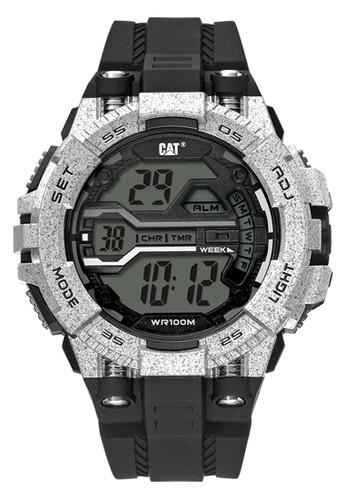 Caterpillar black Sporty Men's Watches CAT OA.147.21.141 C5D60AC6C0E25FGS_1