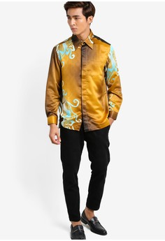 Buy Gene Martino Men Ethnic Wear Online  ZALORA Malaysia
