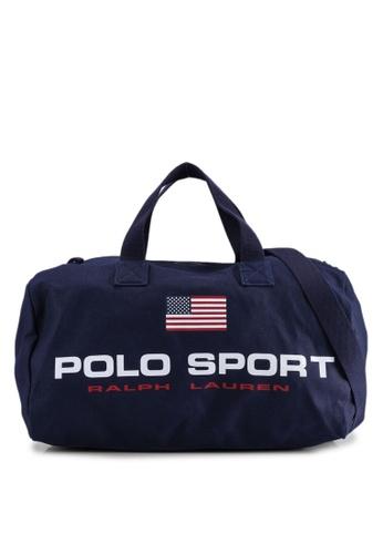 polo ralph lauren navy Polo Sport Duffle Bag 75C39AC13A9596GS_1