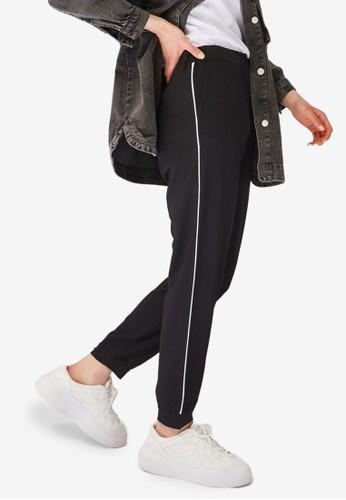 Trendyol black Black Jogger Pants 168E5AA5541838GS_1