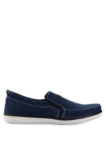 CATCHEER navy Rosela Shoes CA976SH10ULHID_1