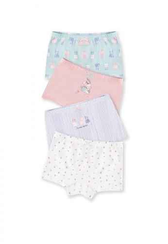 Meet My Feet multi Move Aubrey - Boyshorts Underwear for Girls 80233KA6CFFEF6GS_1