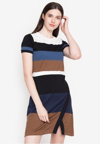 Blued brown Fallyn Dress 70E04AAC520FECGS_1