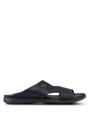 Louis Cuppers black Casual Sandals B2273SH9A60372GS_1