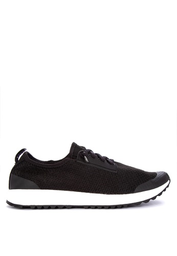 G&G black Coolway Men's Sneakers GG012SH0K3M5PH_1