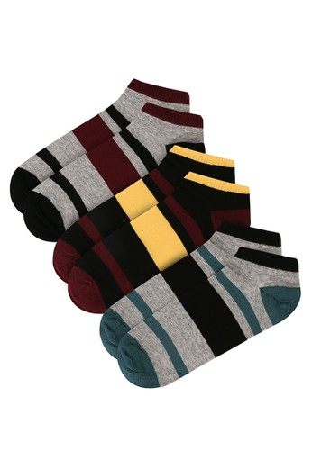 Hush Puppies black Classic Ankle Socks 34AF5AAB24FCDFGS_1