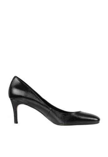 eq:iq black eqHAZEL Mid-heel Pumps C2276SH256E3FCGS_1
