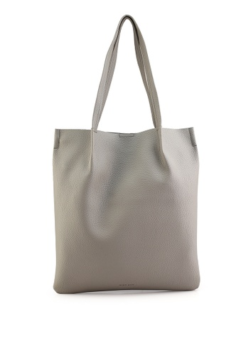 niko and ... grey Casual Tote Bag 46457AC57C498AGS_1