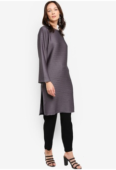1d90dcc7 ZALIA BASICS Long Sleeves Basic Tunic RM 65.00. Sizes XS S M L XL