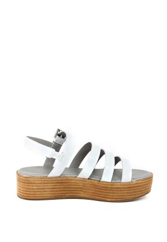 London Rag 銀色 London Rag女士平板涼鞋 SH1223 LO507SH0A5BATW_1