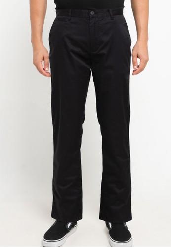 Quiksilver black New Everyday Union Pants 51E95AA3256D17GS_1