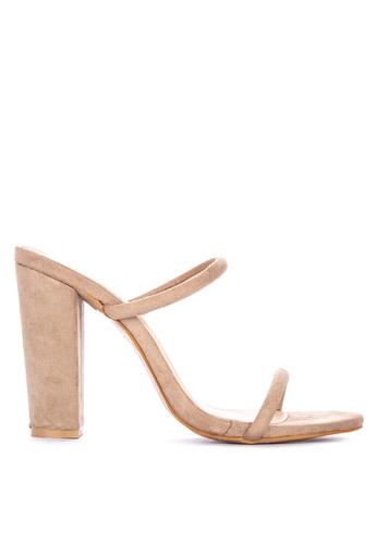 1108ff95d Shop Rock Rose Strappy Blockheel Sandals Online on ZALORA Philippines