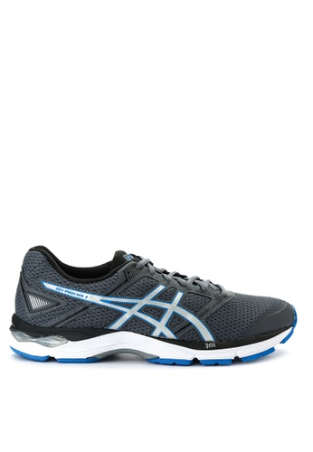 Asics grey GEL-Phoenix 8 Running Shoes AS445SH0IOCOPH_1