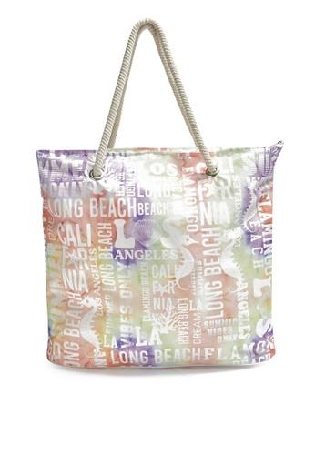 LC Waikiki multi Printed Beach Bag D25B9AC002874EGS_1