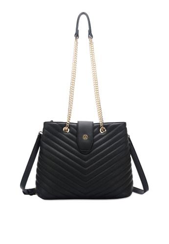 Volkswagen black Women's Tote Bag / Sling Bag / Shoulder Bag 104D0AC82945EAGS_1