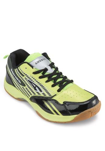 SUPERMATCH 拼色條紋運動鞋,esprit hong kong 分店 鞋, 訓練