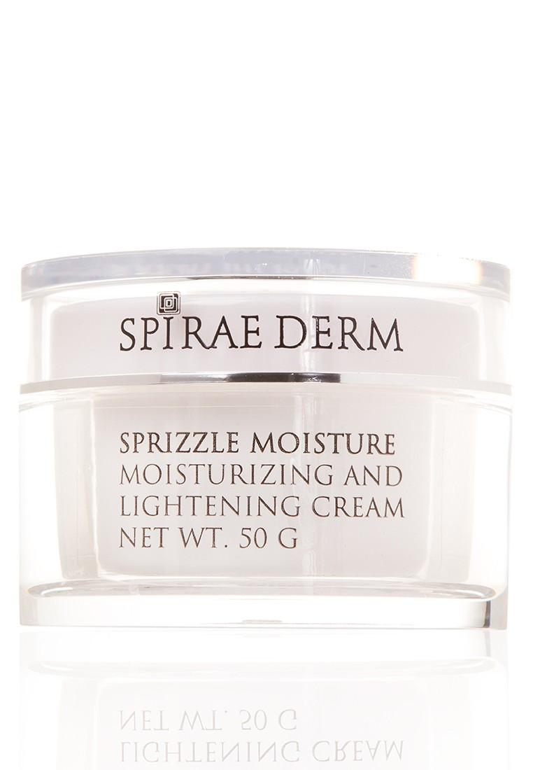 Sprizzle Moisture Moisturizing and Whitening Cream