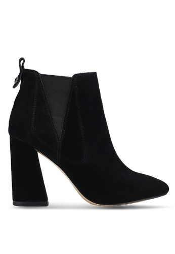 BETSY black Heeled Boots BE207SH0RERNMY_1
