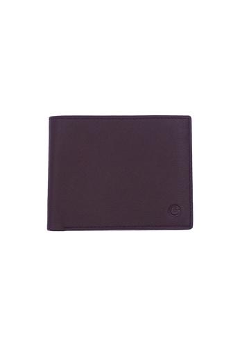 Goldlion brown Goldlion Men Leather Wallet (8 Cards Slot) A40EEAC8688F10GS_1