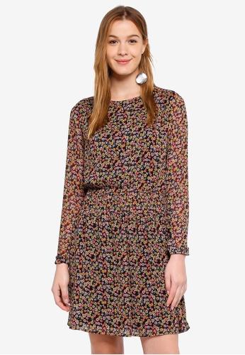 Modstrom multi Jasper Print Dress C905FAA5B1309EGS_1