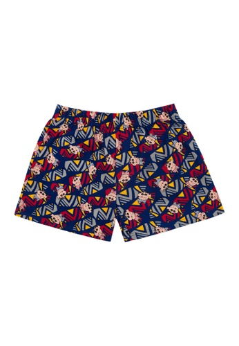 FOREST Forest x Shinchan 100% Cotton Ladies Boxer Women Shorts ( 1 Piece ) Selected Colours - CLD0012X 2CD30AA25E0C53GS_1